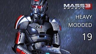 Mass Effect 3 Modded Walkthrough - Hardcore - Vanguard - Episode 19 - Cerberus Headquarters