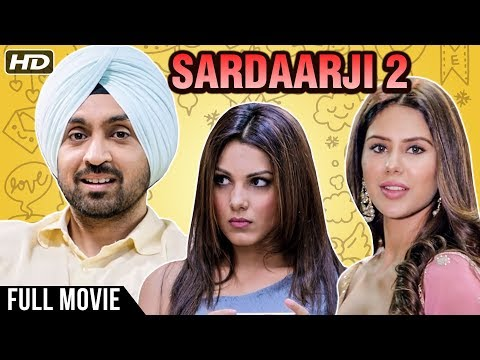 Sardaarji 2 (2016) Full Hindi Movie HD   Diljit Dosanjh, Sonam Bajwa, Monica Gill, Yashpal Sharma