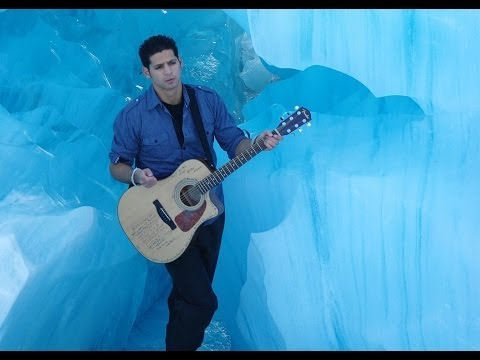 """Glacier Concert Sets World Record"" Crazy New York Artist ""Mike Scala"""