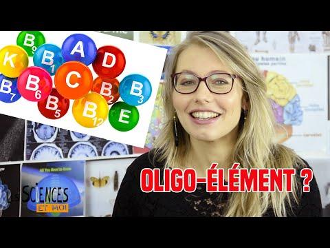 """Oligo-élément: la définition dans """"Les Sciences et moi"""""""