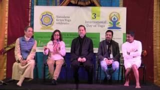 Panel Discussion at IDY 3
