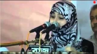 আমরা এখনও নিরাপত্তাহীনঃ উজমা কাউসার উম্মা: -ডা. ফয়েজ আহমেদের মেয়ে