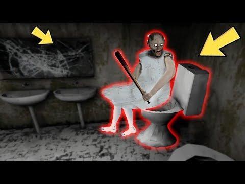 Granny vs Aliashraf    Funny animation part 1 (видео)