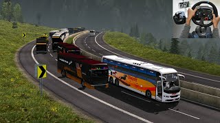 Download Video 🔴 Extreme Bus Driving Skills India | Risky