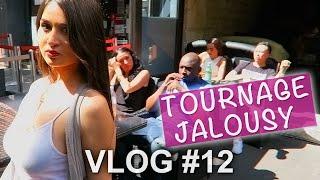 VLOG #12   TOURNAGE JALOUSY MINI SÉRIE DE OUMAR DIAW