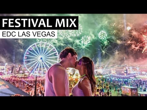 EDM FESTIVAL MIX – EDC Las Vegas 2019 | Electro House Party Music