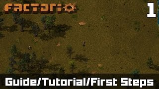 Factorio Guide / Factorio First Steps / Factorio Let