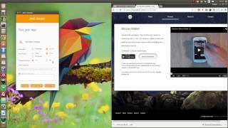 Running Mycelium Bitcoin wallet Android app on the desktop with ARCwelder