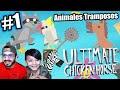 Animales Tramposos Con Mi Pap Ultimate Chicken Horse Ca