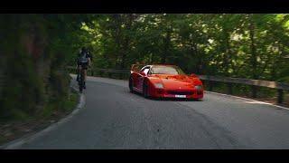 Italian Dream - Ferrari F40   |4K|