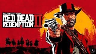 Red Dead Redemption 2 - стрим