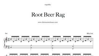 Root Beer Rag