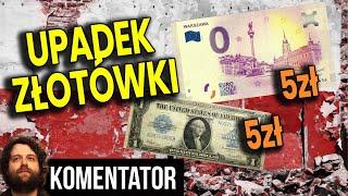 Złotówka Nagle Traci Wartość a Polacy Tracą Oszczędności Dlaczego?