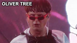 Hurt - Oliver Tree (Live - HD)