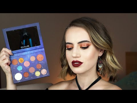 Fall Make up Tutorial 2019   First Impressions Focallure Constellation Makeup   Madella Beauty