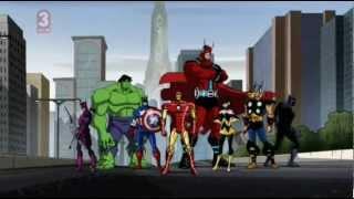Avengers: Nejmocnější hrdinové světa -Season 1 - Opening