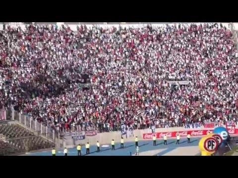 """""""Ceatoleí"""" Barra: Los Cruzados • Club: Universidad Católica"""