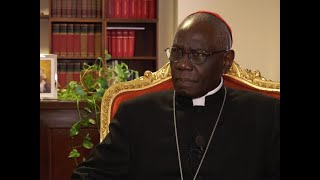 Cardinal Sarah publishes Benedict's letters, insists they wrote book together