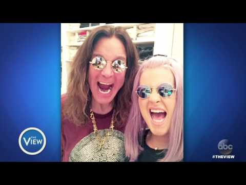Kelly Osbourne On Struggle With Addiction, Lyme Disease, Family & More | The View