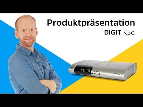 DIGIT K3e | Produktpräsentation | TechniSat