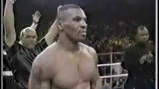 Майк Тайсон лучшие нокауты бокс