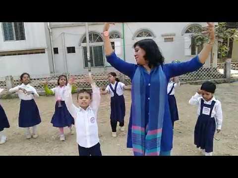 একদিন ছুটি হবে  Ekdin Chuti hobe - Nabarun Biddaniketan - Music Teacher - ROWSHANA AMIN RUMI