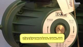 DAB DPH 120/360.80 T циркуляционный насос от компании ПКФ «Электромотор» - видео