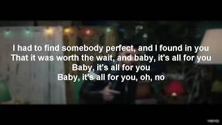 Luis Fonsi   Sola (English Version) | Lyrics Video