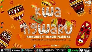 Harmonize Ft Diamond Platnumz   Kwa Ngwaru (Official Audio)