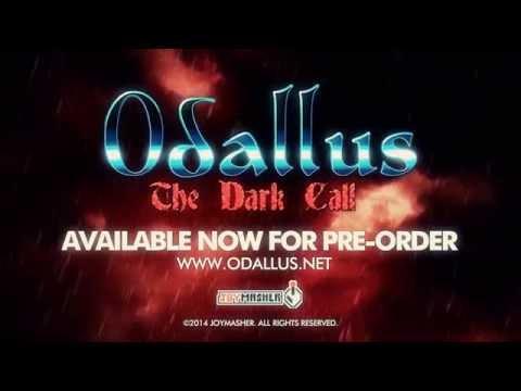 Odallus Pre Order Trailer thumbnail