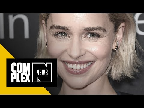Emilia Clarke Says Goodbye to 'Game of Thrones': 'It's Been a Trip'