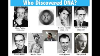 History & Discovery of DNA