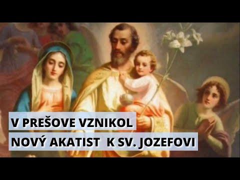 V Prešove vznikol nový akatist k sv. Jozefovi / Pražský exarchát slávi 25 rokov existencie