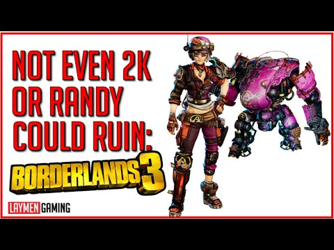The Laymen Review Borderlands 3