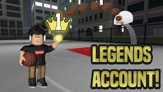 PLAYING ON A LEGEND SG SHOOTER'S ACCOUNT! RB WORLD 2!