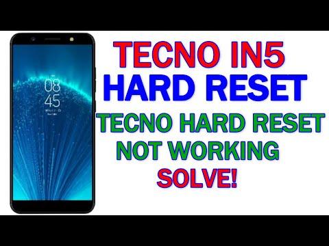 Download Tecno In5 Hard Reset Pattern Unlock Video 3GP Mp4 FLV HD