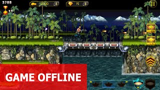 Contra 3D trên PC - Contra Evolution HD - Phần 1