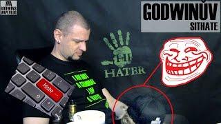 Godwinův SITHATE - pro dementy, idioty, hatery, uplakánky a ostatní nervově labilní chudáky