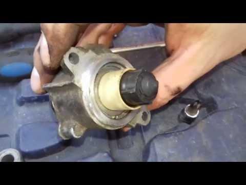 Фото к видео: Как почистить КХХ и настроить ДПДЗ Ниссан Максима А32