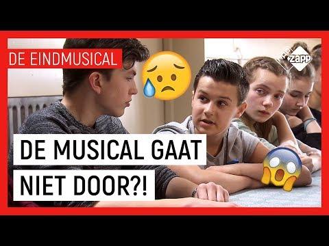 GEEN MUSICAL MEER?! 😰#4 | De Eindmusical S. 2