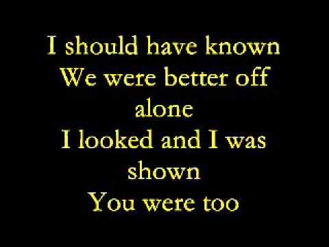 Foo Fighters - I'll Stick Around (Lyrics)