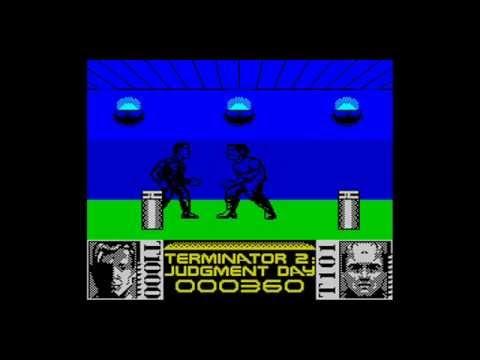 Terminator 2 ZX Spectrum