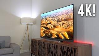 Ultimate 4K TV Setup and Media Tour: OLED Edition!