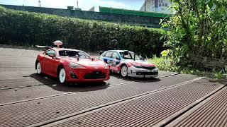 FPV Rally Impreza VS 86GT