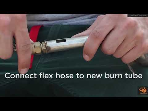 How to Replace a Burn Tube in Real Flame Fire Pit
