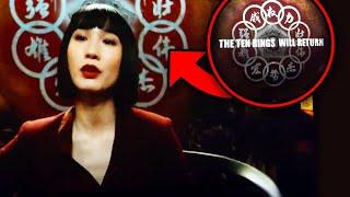 SHANG CHI Ten Rings Future Explained! (Xialing Post Credit Scene)