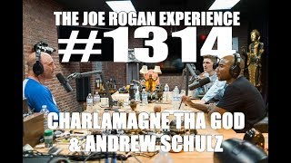 Joe Rogan Experience - Charlamagne tha God & Andrew Schulz
