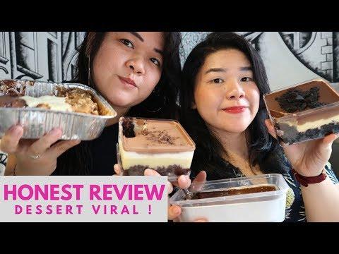 Honest Review Dessert yang lagi hitz banget di IG (Buat yang kepo pengen beli)