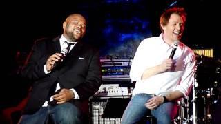 Clay Aiken & Ruben Studdard - 90's Medley - Reno