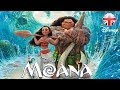MOANA | Official Soundtrack Album Sampler | Official Disney UK